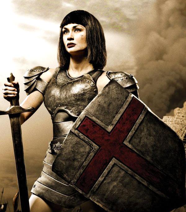 Femeile au luptat în cruciade (2)