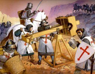 Festivalul Internaţional Medieval Cavalerii Templului Sacru Ediţia a II-a, 11-14 iulie 2014, Rucăr-Câmpulung, România