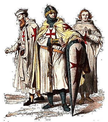 Cavalerii Templului Sacru (1)