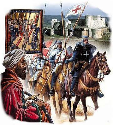 Cavalerii Templului Sacru (2)